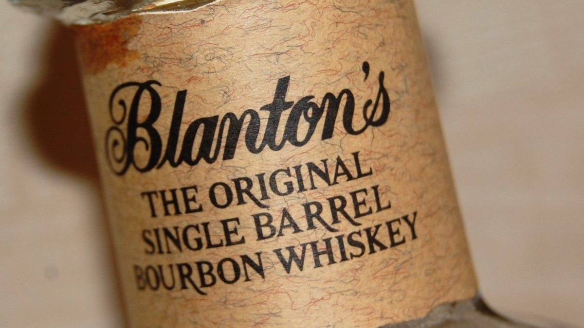 Blanton's The Original Single Barrel 3-7-11