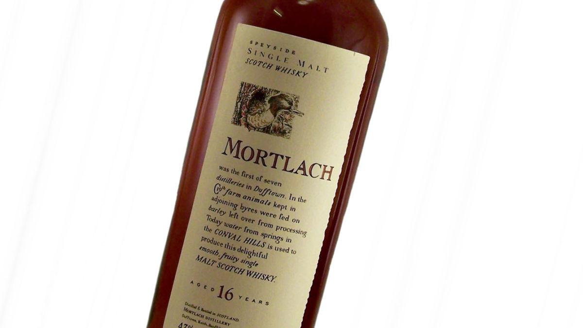 Mortlach 16yo (F&F)
