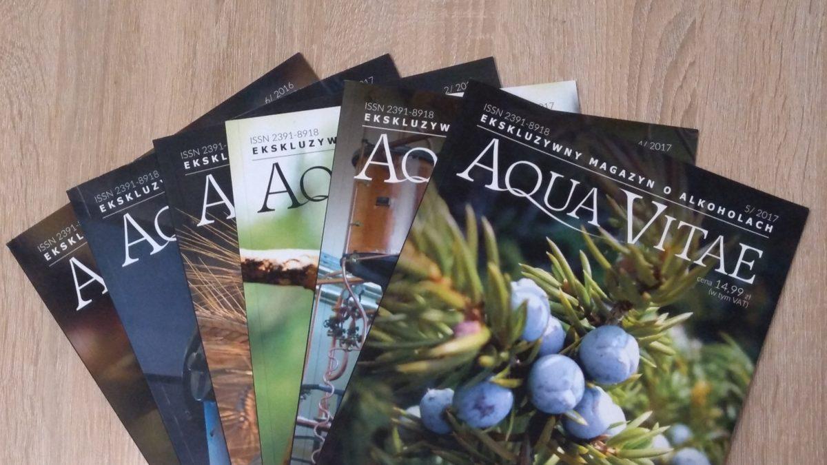 Magazyn Aqua Vitae