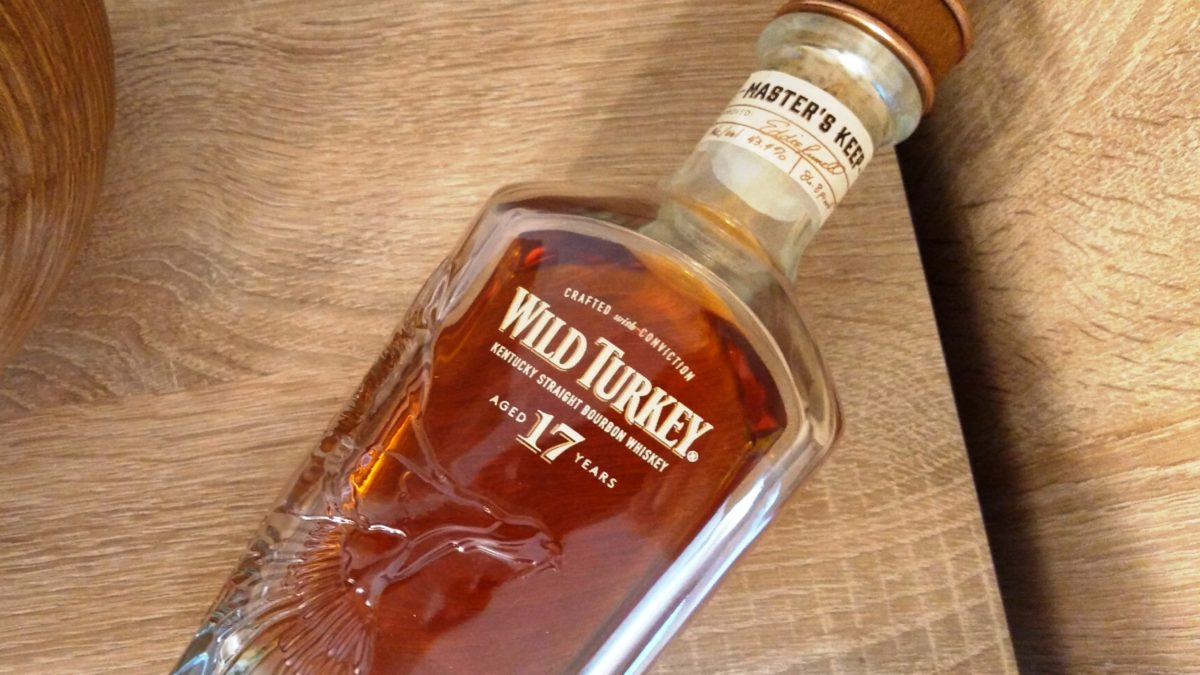 Wild Turkey Master's Keep Aged 17 Years
