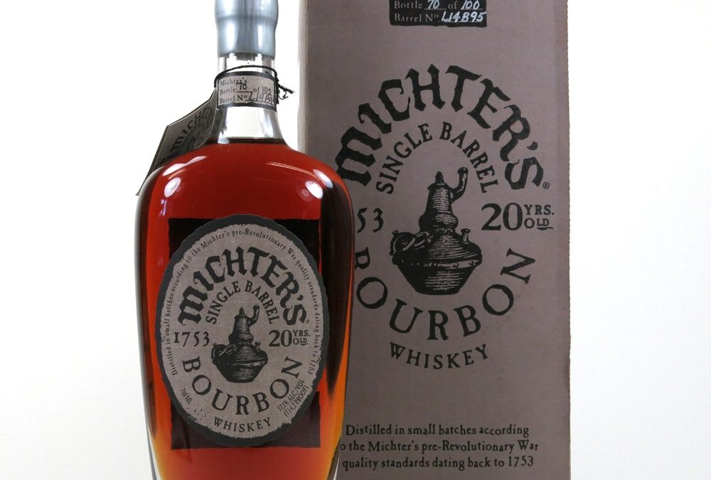 Michter's 20 Yrs. Old Bourbon