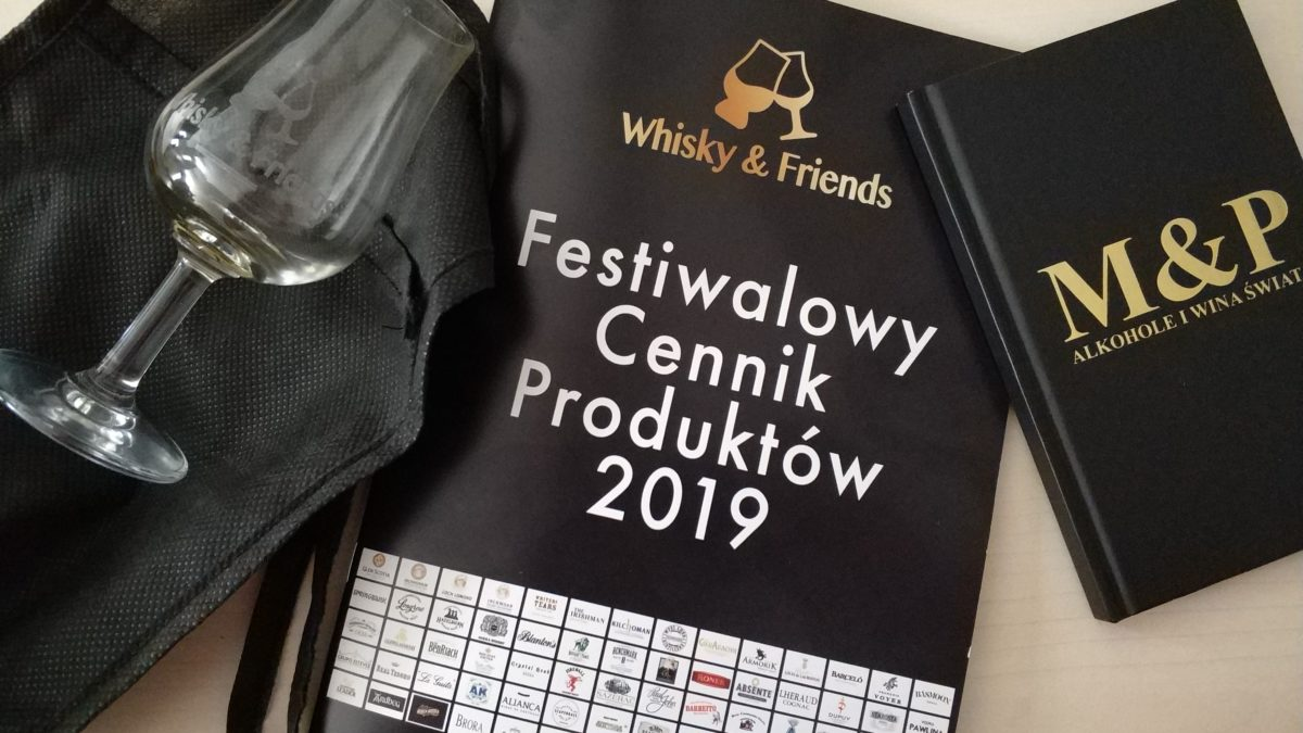 Whisky and Friends 2019