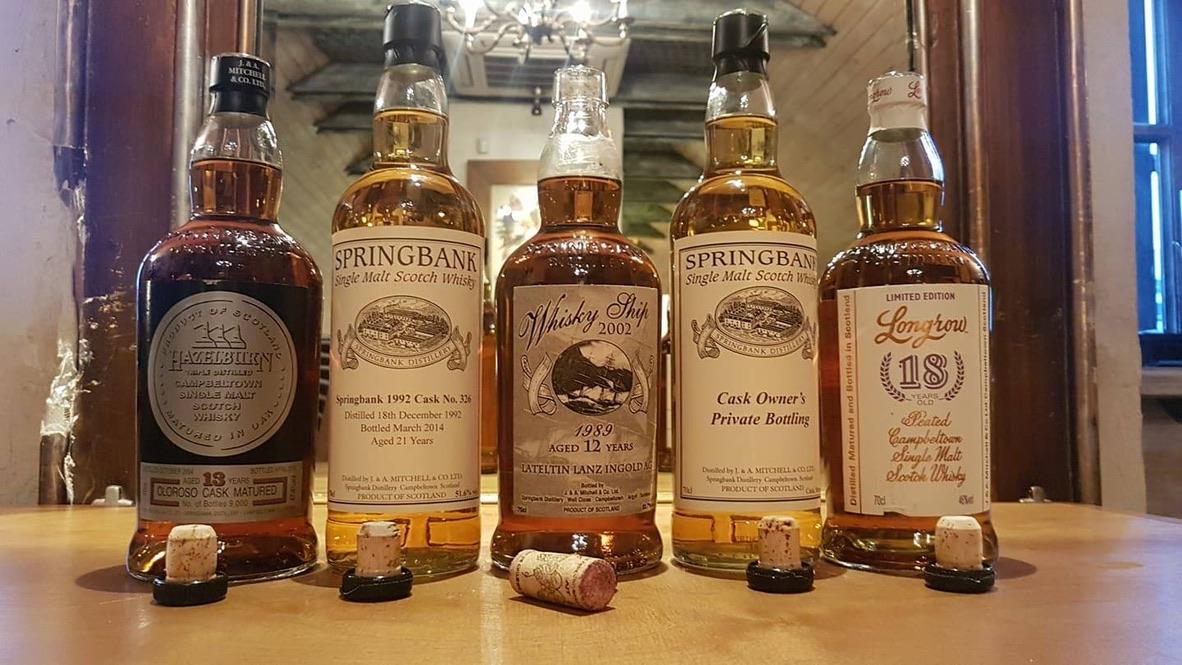 Pierwszy dzień wiosny zdestylarnią Springbank – Warszawskie spotkania przy whisky