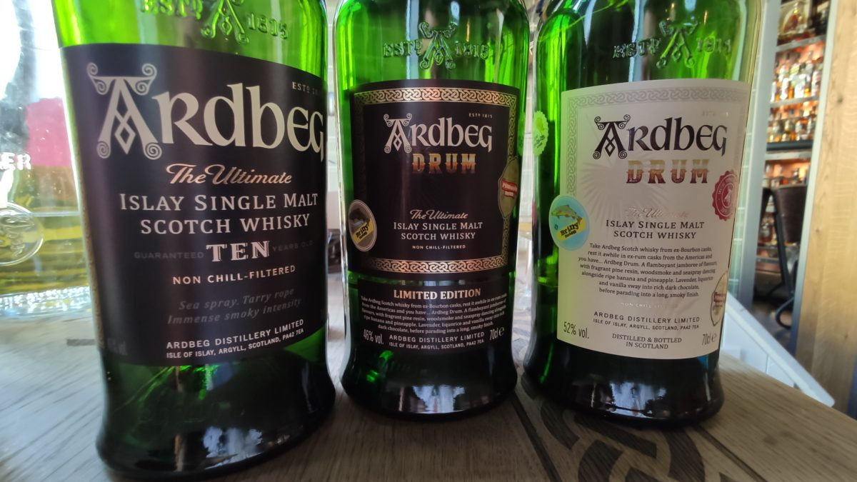 Ardbeg Day 2019 w Domu Whisky