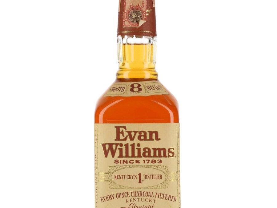 Evan Williams 8 Years